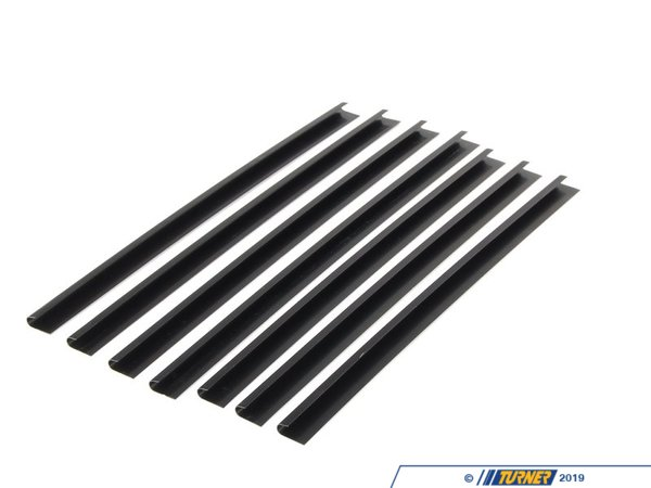T#79294 - 51131817840 - Genuine BMW Covering Schwarz Set - 51131817840 - Genuine BMW -