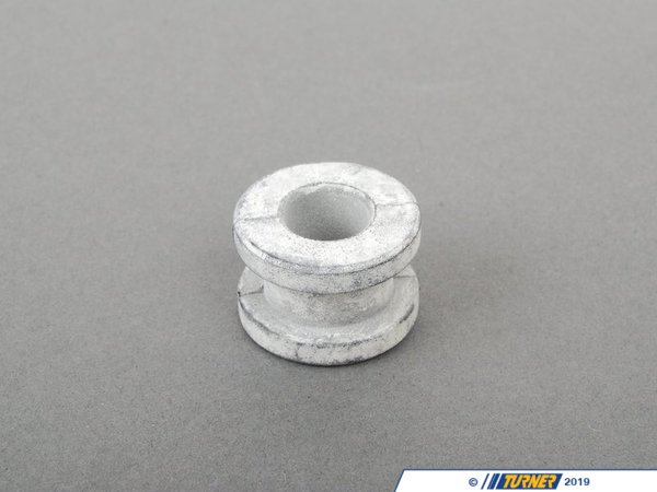 T#45850 - 17112752638 - Genuine MINI Rubber Mounting, Charge-air - 17112752638 - Genuine Mini -