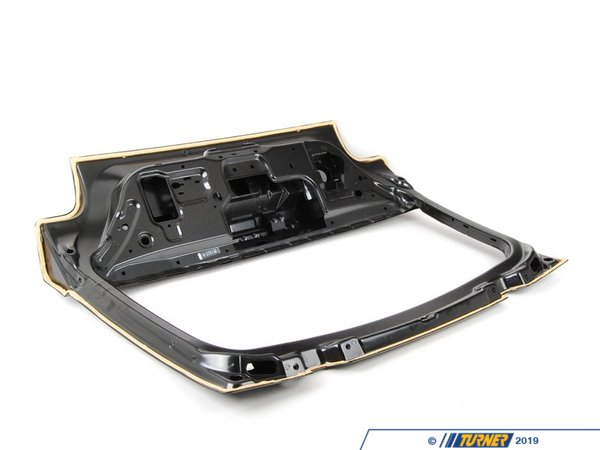T#74171 - 41628411102 - Genuine BMW Trunk Lid - 41628411102 - Genuine BMW -