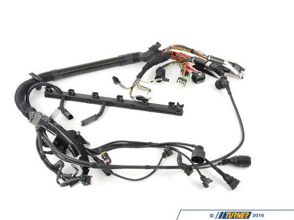 T#39559 - 12511433360 - Genuine BMW Engine Wiring Harness Dme+Egs - 12511433360 - E39 - Genuine BMW -
