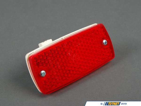 T#10897 - 63141370266 - Genuine BMW Lighting Side Marker Light, Rear 63141370266 - Genuine BMW -