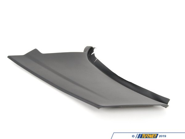 T#102234 - 51431943238 - Genuine BMW Covering Column Rear Right Anthrazit - 51431943238 - E30 - Genuine BMW -