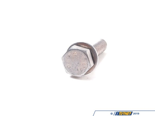 T#6392 - 07119904514 - Genuine BMW Hex Bolt With Washer 07119904514 - Genuine BMW -