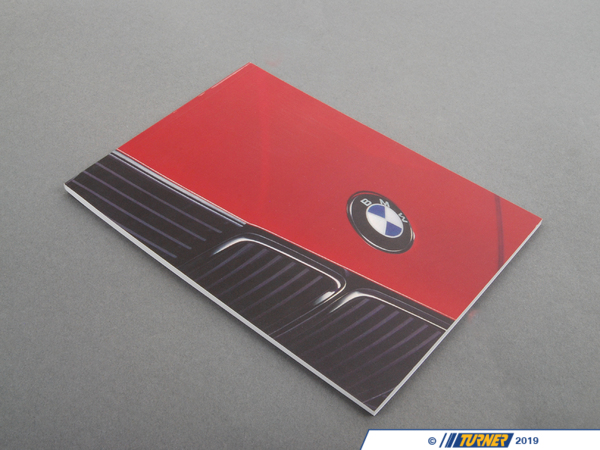 T#6363 - 01479782629 - Genuine BMW Owner's Handbook E30 - 01479782629 - E30,E30 M3 - Genuine BMW Owner'S Handbook E30This item fits the following BMW Chassis:E30 M3,E30 - Genuine BMW -