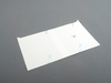 T#80626 - 51140434967 - Genuine Mini Set, Side Stripes, White - 51140434967 - Genuine Mini -