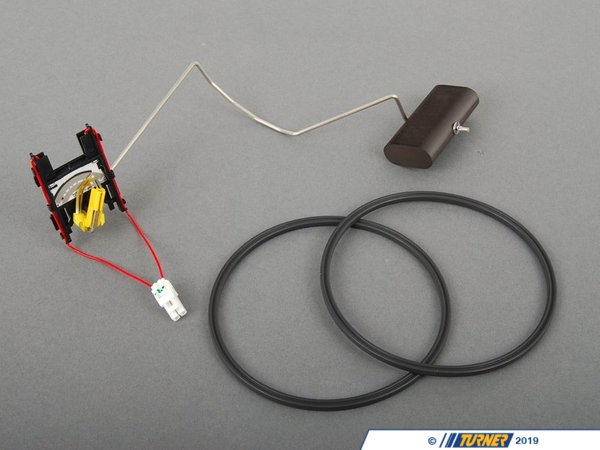 T#45450 - 16146765824 - Right Fuel Level Sensor - E60, E60 M5, E63, E63 M6 - This Fuel Level Sensor fits BMW E60 5 series and E63 6 series. This sensor is located in the fuel tank and can be accessed under the rear seat. If your fuel gauge is not functioning properly there is a good chance this item is the culprit. This sensor is the one located on the right (passenger) side and mounts on the fuel pump.When doing any sort of repair or maintenance there is no replacement for genuine factory parts. Turner Motorsport carries the Genuine BMW brand with pride and has the parts you need to complete your next project with confidence.This item fits the following BMWs:2004-2010  E60 BMW 525i 525xi 530i 530xi 528i 528xi 528i xDrive 535i 535xi 535i xDrive 545i 550i M52004-2010  E63 BMW 645ci 650i M6 - Genuine BMW - BMW