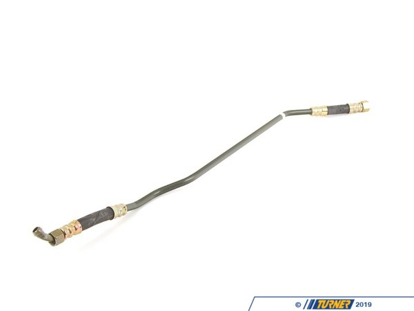 T#46673 - 17221177654 - Genuine BMW Oil Cooling Pipe Inlet 4Hp22 - 17221177654 - E30 - Genuine BMW Oil Cooling Pipe Inlet - 4Hp22This item fits the following BMW Chassis:E30Fits BMW Engines including:M20 - Genuine BMW -