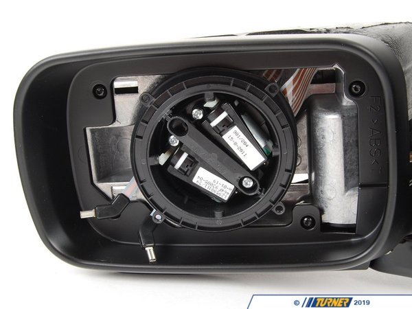 Genuine BMW Genuine BMW Trim Heated Outside Mirror, Memor 51167153117 51167153117