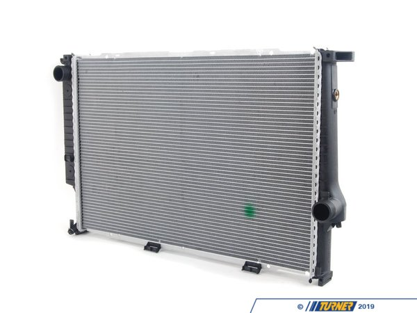 T#19480 - 17111702762 - Genuine BMW Radiator - E31 840i, 840ci, 850ci - Genuine BMW - BMW