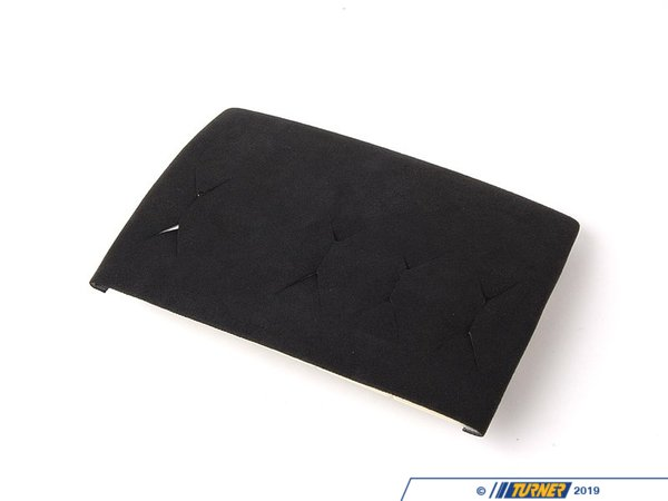 T#106194 - 51447897803 - Genuine BMW Front Headlining Cover Anthrazit - 51447897803,E60 M5 - Genuine BMW -