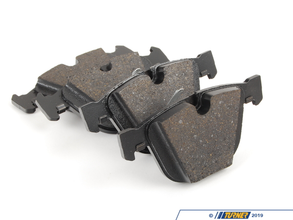 T#20880 - 34216790966 - Genuine BMW Repair Kit, Brake Pads 34216790966 - Genuine BMW Repair Kit, Brake Pads Asbestos-Free - This item fits the following BMW Chassis:F01,F02 - Genuine BMW -
