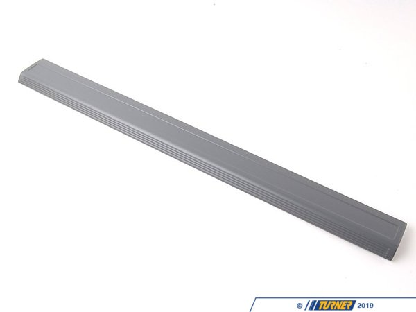 T#112881 - 51478174502 - Genuine BMW Front Right Sill Strip Grau - 51478174502 - E38 - Genuine BMW -