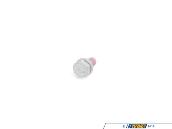 T#61950 - 34206772121 - Genuine BMW Self-locking Hex Bolt - 34206772121 - Genuine BMW -