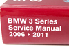 T#193950 - B311 - Bentley Service & Repair Manual - E90/E91/E92/E93 3 Series (2006-2013) - Bentley - BMW