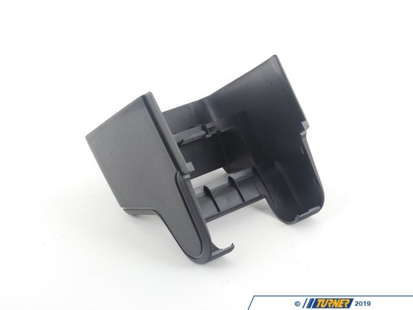 T#85478 - 51168151697 - Genuine BMW Console Rear Schwarz - 51168151697 - E36 - Genuine BMW -