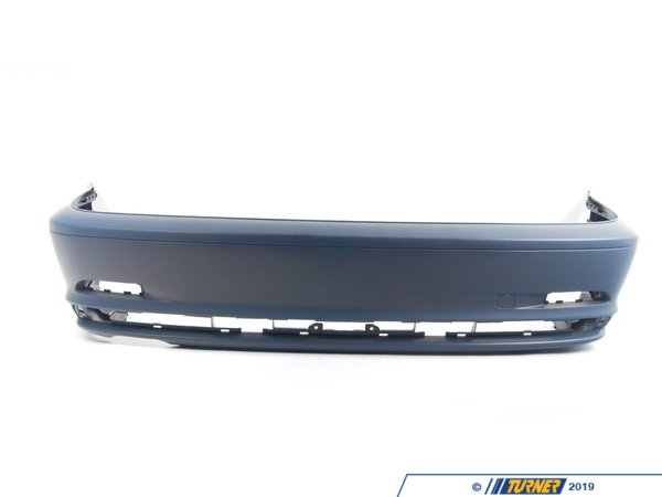 T#79016 - 51128222609 - Genuine BMW Bumper Trim Panel, Primered, Rear - 51128222609 - E46 - Genuine BMW -