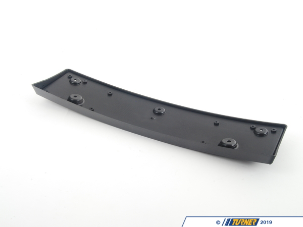 T#76297 - 51117158837 - Genuine BMW license Plate Base - 51117158837 - Genuine BMW -