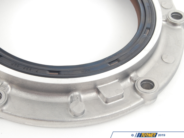 T#32128 - 11147583221 - N63/S63 Genuine BMW Rear Main Seal (Updated Design) - Genuine BMW -