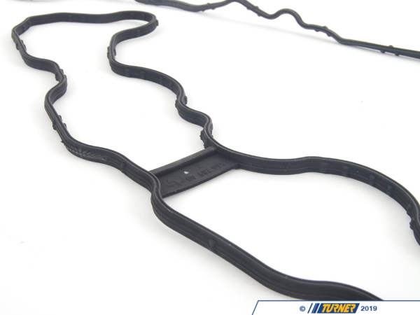T#31447 - 11127566289 - Genuine BMW Profile-gasket - 11127566289 - Genuine BMW Profile-Gasket - Zyl. 5-8This item fits the following BMW Chassis:E70 X5M,E71 X6M,E70 X5 X5,E71 X6,F01,F02,F10,F12,F13Fits BMW Engines including:N63,S63 - Genuine BMW -