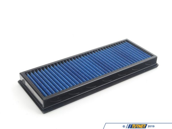 "T#3495 - 30-10050 - aFe Pro5R Air Filter - E34 535i & E32 735i/735iL - aFe performance air filter for all 1989-1993 535i (E34 chassis) and 1988-1992 735i & 735iL. This filter will incincrease flow to the engine, yielding more horsepower and torque.This version uses aFe's highest flowing filter media, which uses a lightly oil gauze to filter out dirt and particulates, while allowing more air to flow to the intake. For the best flowing filter, with the best performance gain, we always recommend this standard aFe filter media (often called ""Pro5R "", which has a blue pre-oiled filter media). We also carry this filter in the ""ProDry"" grey filter media, which is oil-free for only slightly less performance and no maintenance. - AFE - BMW"
