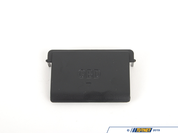 T#103554 - 51437135119 - Genuine BMW Obd Plug Cover Schwarz - 51437135119,E60 M5 - Genuine BMW -