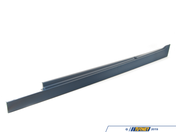 T#120014 - 51777262663 - Genuine BMW Door Sill Cover, Primed Left - 51777262663 - F10 - Genuine BMW -