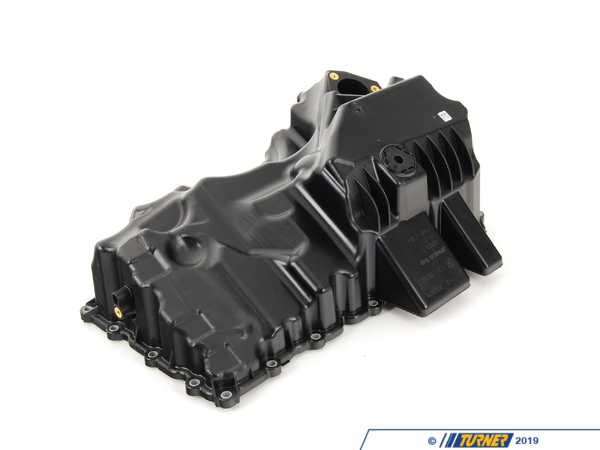 T#31833 - 11137618512 - Genuine BMW Oil Pan - 11137618512 - Genuine BMW -