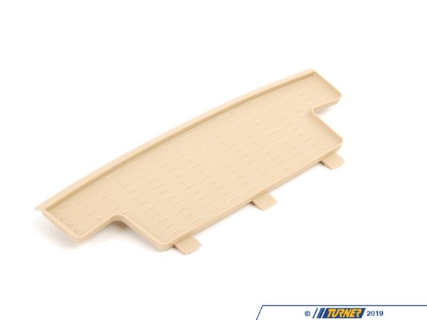 T#8990 - 51167156474 - Genuine BMW Foam Insert, Rear Bottom Beige - 51167156474 - E90 - Genuine BMW -