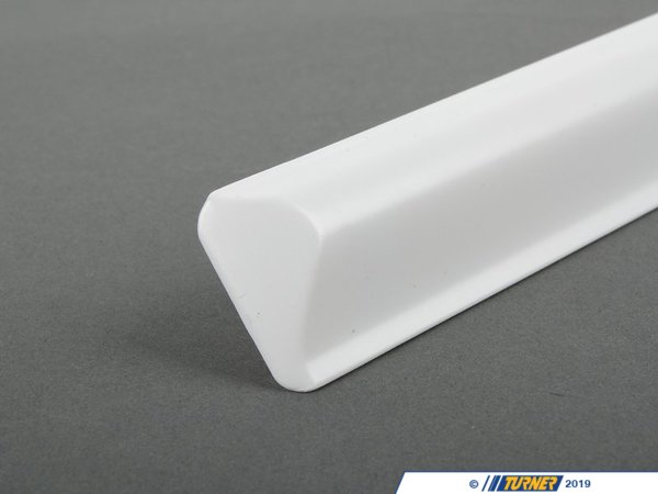 T#23550 - 51137001044 - Genuine BMW Molding, Door, Primed Right - 51137001044 - E46 - Genuine BMW -