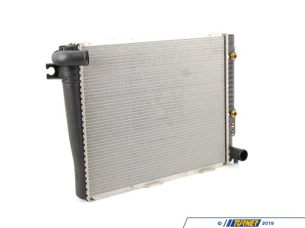 T#45688 - 17111707509 - Genuine BMW Radiator With Transmission O - 17111707509 - Genuine BMW -