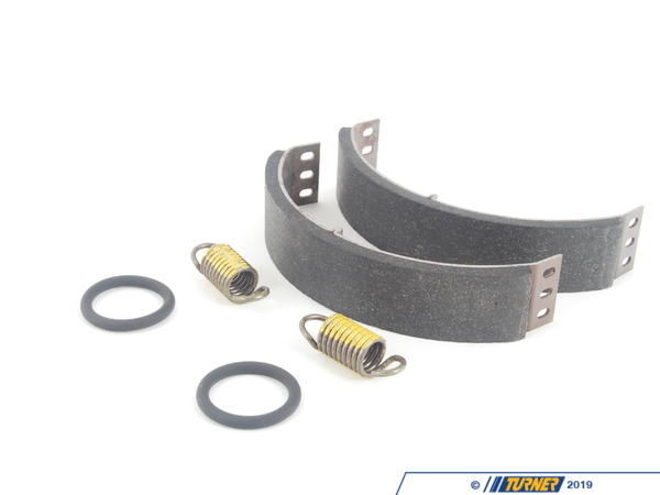 T#37124 - 11657973082 - Genuine BMW Repair Kit, Friction Surfaces - 11657973082 - E65 - Genuine BMW -