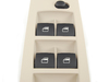 T#143426 - 61319217364 - Genuine BMW Window Lifter Switch, Driver - 61319217364 - Beige - Genuine BMW -