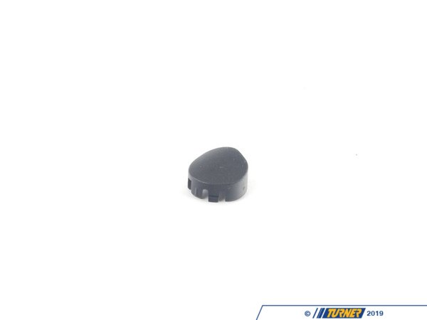 T#82340 - 51162754557 - Genuine MINI Cover For Screw Fitting Of B - 51162754557 - Carbon Black - Genuine Mini -