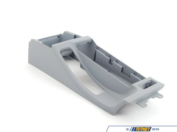 T#86306 - 51168248500 - Genuine BMW Console, Center Arm Rest Grau - 51168248500 - Genuine BMW -