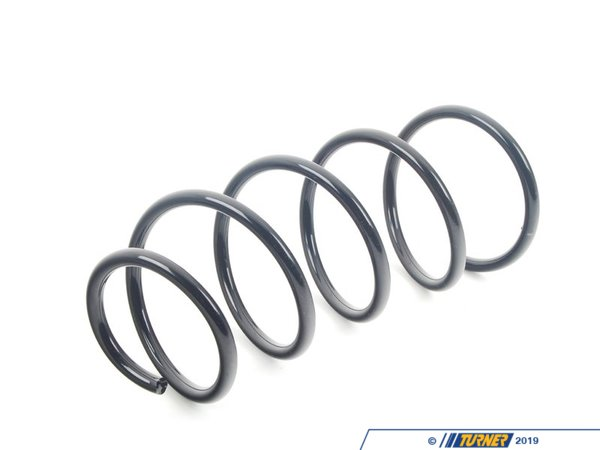 T#55095 - 31336767376 - Genuine BMW Front Coil Spring - 31336767376 - Genuine BMW -