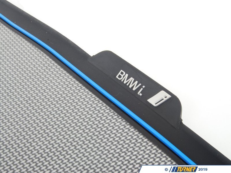 51472348072 Genuine Bmw All Weather Floor Mat Lhd