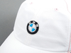 T#163280 - 80160439609 - Genuine BMW Ladies Microfiber Cap, White - 80160439609 - Genuine BMW -
