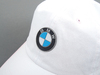 T#166703 - 80902311870 - Genuine BMW Youth Cap - White/pink - 80902311870 - Genuine BMW -