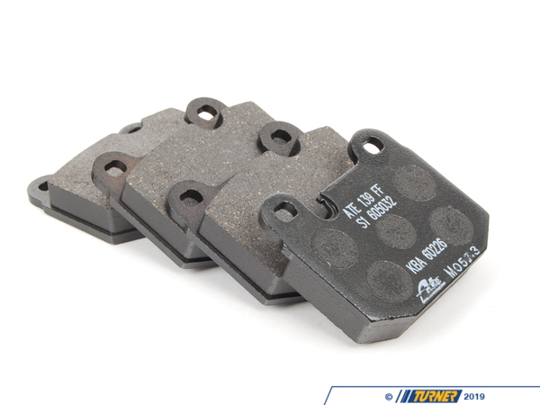 ATE Front Brake Pad Set 34111159249