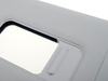 T#84210 - 51167252485 - Genuine BMW Sun Visor With Mirror Left Alaskagrau - 51167252485 - E82 - Genuine BMW -