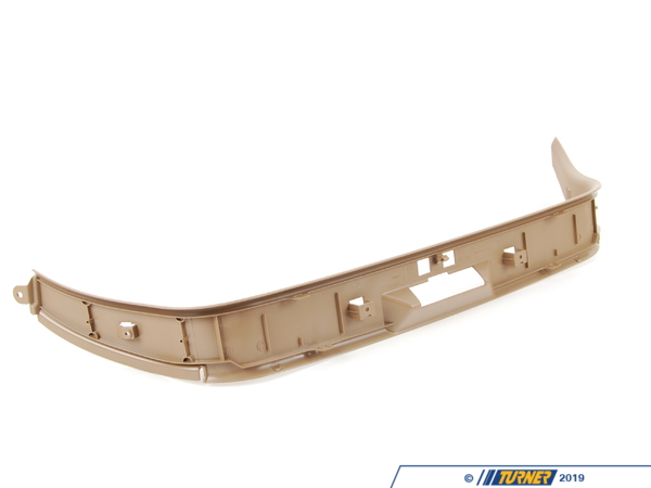 T#113530 - 51478401897 - Genuine BMW Loading Sill Cover Beige 2 - 51478401897 - Genuine BMW -