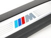 T#112418 - 51477898824 - Genuine BMW M Trim Piece, Rear Right Entry M - 51477898824,E60 M5 - Genuine BMW -