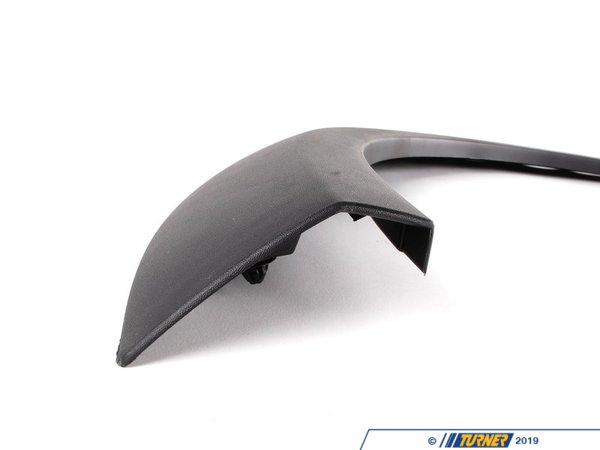 T#79211 - 51131505868 - Genuine MINI Cover, Wheel Arch, Rear Right Schwarz - 51131505868 - Genuine Mini -