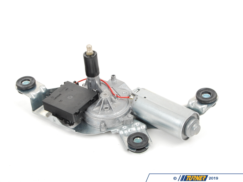 67636917907 Genuine Bmw Rear Window Wiper Motor