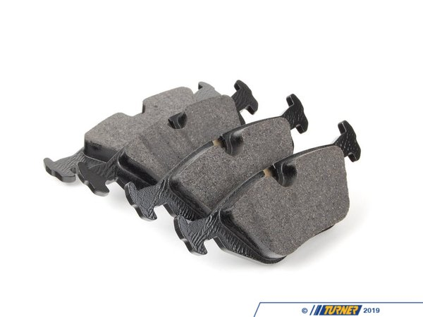 T#15893 - 34216761238 - Genuine BMW Repair Kit, Brake Pads Asbestos-Free - 34216761238 - E36 - Genuine BMW -
