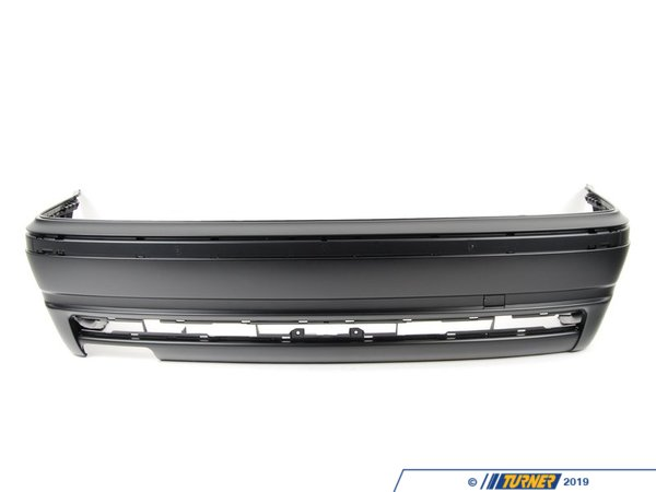 T#77966 - 51122492223 - Genuine BMW Bumper Trim Panel, Primered, Rear M - 51122492223 - E46 - Genuine BMW -