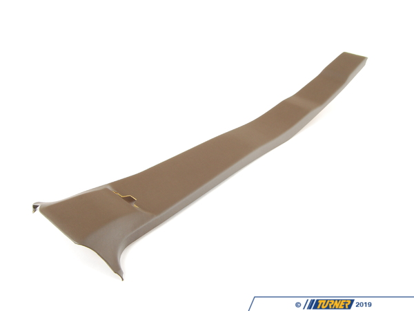 T#102205 - 51431929130 - Genuine BMW Covering Column-Center Right Nutria - 51431929130 - Genuine BMW -