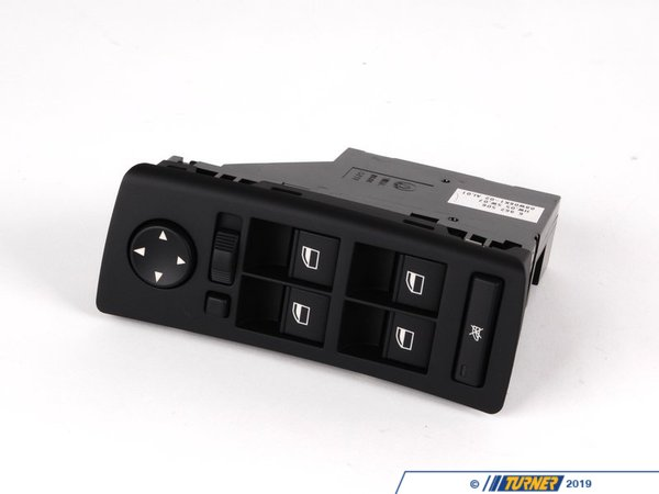 T#10589 - 61316962506 - Genuine BMW Switch Unit, Driver's Door - 61316962506 - E53 - Genuine BMW -