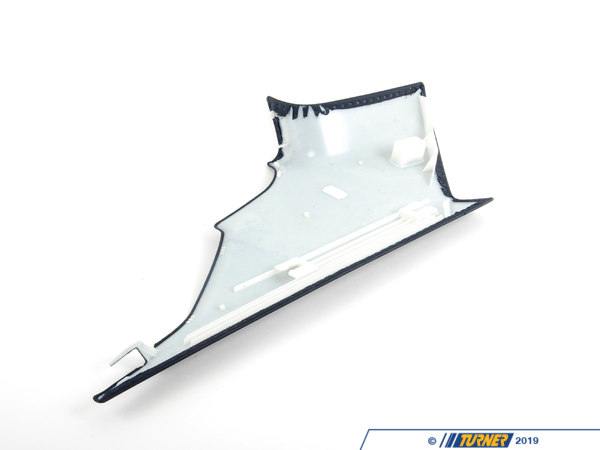 T#104263 - 51437960061 - Genuine BMW Cover Column C Left Anthrazit - 51437960061 - E92 - Genuine BMW -