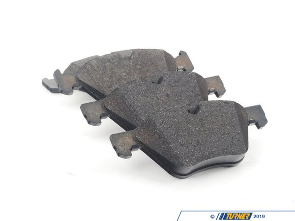 T#15851 - 34116763617 - Genuine BMW Brakes Repair Kit, Brake Pads 34116763617 - GENUINE BMW REPAIR KIT, BRAKE PADS ASBES - Genuine BMW -